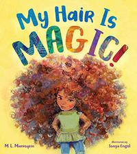 MY HAIR IS MAGIC!