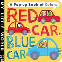 RED CAR, BLUE CAR