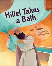 HILLEL TAKES A BATH