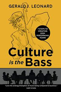 CULTURE IS THE BASS