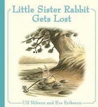 LITTLE SISTER RABBIT GETS LOST
