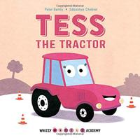 TESS THE TRACTOR