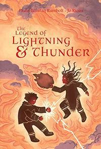 THE LEGEND OF LIGHTNING AND THUNDER