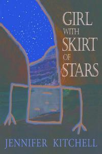GIRL WITH SKIRT OF STARS