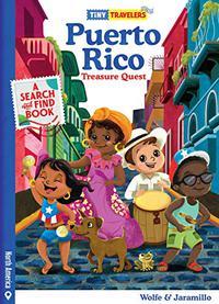 TINY TRAVELERS PUERTO RICO TREASURE QUEST