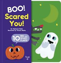 BOO! SCARED YOU!