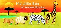 MY LITTLE BOX OF ANIMAL BOOKS