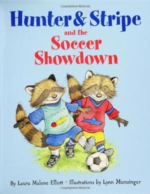 HUNTER & STRIPE & THE SOCCER SHOWDOWN