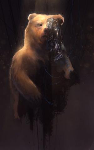 BEAR-SUIT MOZART