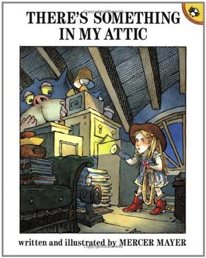 THERE'S SOMETHING IN MY ATTIC