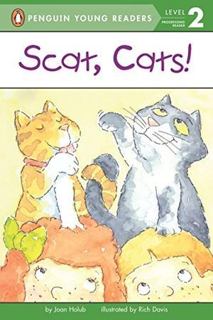 """""""SCAT, CATS!"""""""
