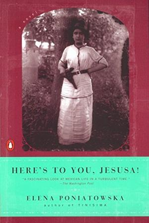 """""""HERE'S TO YOU, JESúSA!"""""""