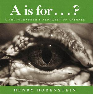 A IS FOR...?