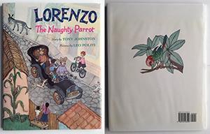 LORENZO THE NAUGHTY PARROT