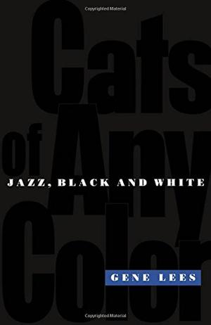 """""""CATS OF ANY COLOR: Jazz, Black and White"""""""