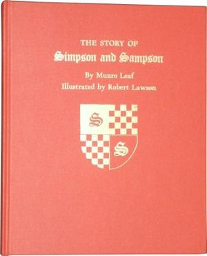 THE STORY OF SIMPSON AND SAMPSON