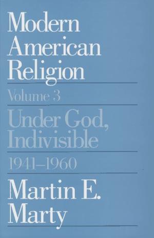MODERN AMERICAN RELIGION