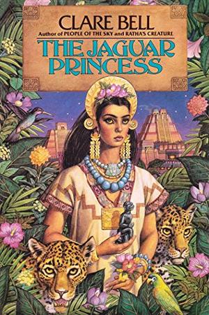 THE JAGUAR PRINCESS