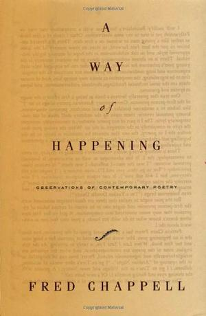 A WAY OF HAPPENING