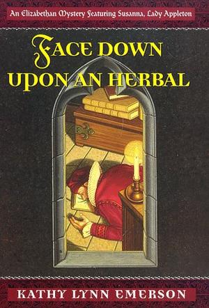 FACE DOWN UPON AN HERBAL