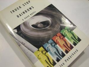 a literary analysis of truck stop rainbows Intro chaos theory and iva pekárková's truck stop rainbows many examples of the literary use of chaos theory as possible in order to unravel its.
