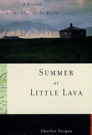 SUMMER AT LITTLE LAVA