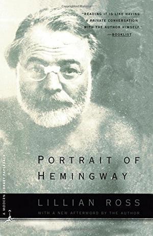 PORTRAIT OF HEMINGWAY