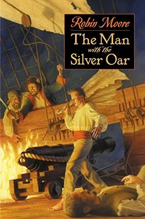 THE MAN WITH THE SILVER OAR