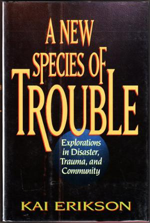 A NEW SPECIES OF TROUBLE