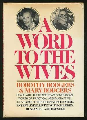 A WORD TO THE WIVES