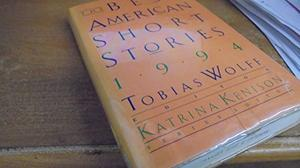THE BEST AMERICAN SHORT STORIES 1994