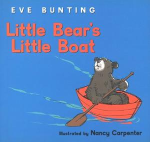 LITTLE BEAR'S LITTLE BOAT