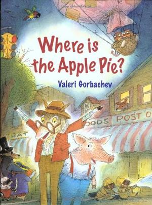 WHERE IS THE APPLE PIE?