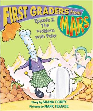 FIRST GRADERS FROM MARS