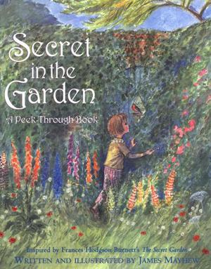 SECRET IN THE GARDEN