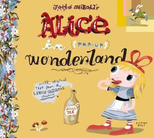 ALICE IN POP-UP WONDERLAND