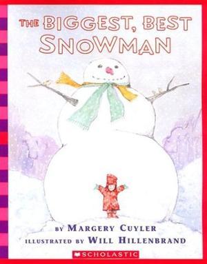 """THE BIGGEST, BEST SNOWMAN"""