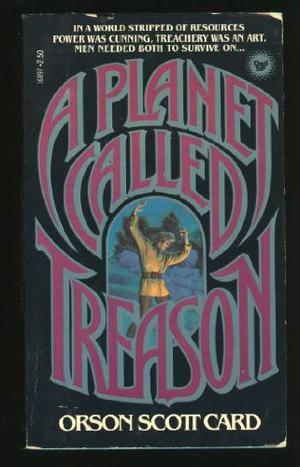 PLANET CALLED TREASON