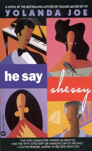 """HE SAY, SHE SAY"""