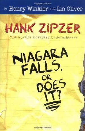 HANK ZIPZER: NIAGARA FALLS, OR DOES IT?