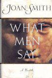 WHAT MEN SAY