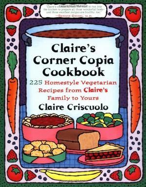 CLAIRE'S CORNER COPIA COOKBOOK