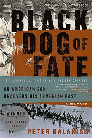 BLACK DOG OF FATE: A Memoir