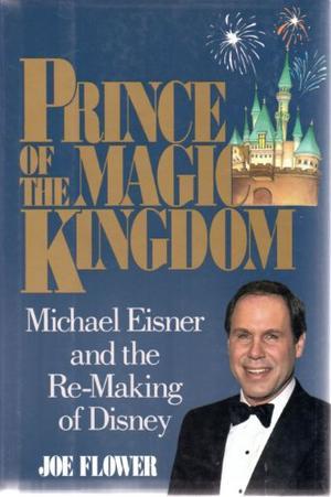 PRINCE OF THE MAGIC KINGDOM