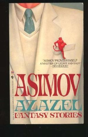 AZAZEL by Isaac Asimov | Kirkus Reviews
