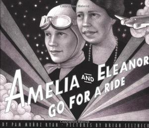 AMELIA AND ELEANOR GO FOR A RIDE