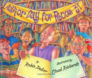 AUTHOR DAY FOR ROOM 3T