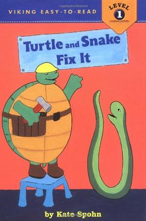 TURTLE AND SNAKE FIX IT