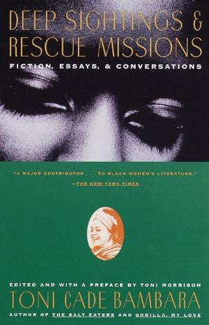 """DEEP SIGHTINGS AND RESCUE MISSIONS: Fiction, Essays, and Conversations"""