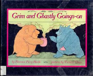 GRIM AND GHOSTLY GOINGS-ON
